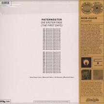 Paternoster - Die Ersten Tage (The First Days) [LP]