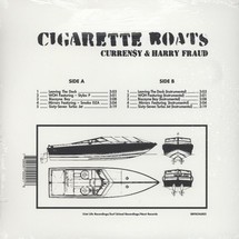Currensy & Harry Fraud - Cigarette Boats [LP]