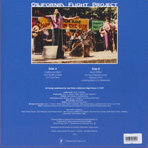 California Flight Project - California Flight Project [LP]