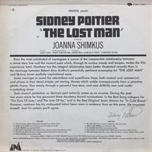 Quincy Jones - The Lost Man OST [LP]