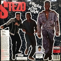 "Stezo - Freak The Funk [12""]"
