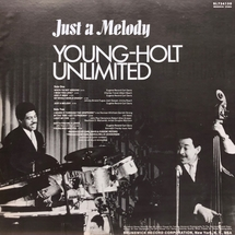 Young-Holt Unlimited - Just A Melody [LP]