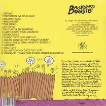 Fly Anakin - Backyard Boogie [2LP]
