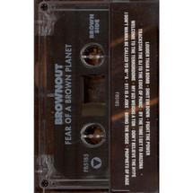 Brownout - Fear Of A Brown Planet [kaseta]