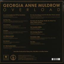 Georgia Anne Muldrow - Overload (Heavyweight LP+MP3) [LP]