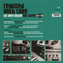 Joey Negro - Remixed With Love Vol. 3 (Part Two) [2LP]