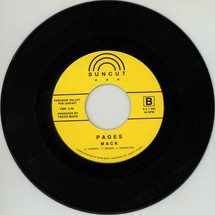 "Pages - Heartaches & Pain [7""]"