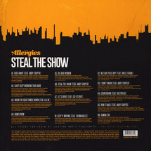 The Allergies - Steal The Show [LP]