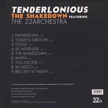 Tenderlonious - The Shakedown [2LP]