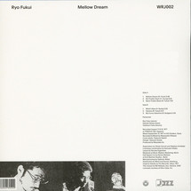 Ryo Fukui - Mellow Dream