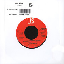 Leon Ware - Why I Came To California/ Rockin