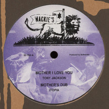 "Jah B. - Vampire/ Mother I Love You [12""]"