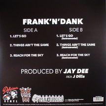 "Frank N Dank - The Jay Dee Tapes [12""]"