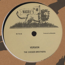 "Chosen Brothers - March Down Babylon [12""]"