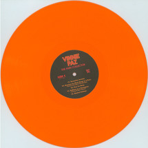Vinnie Paz (Jedi Mind Tricks) - The Pain Collector (Black/ Orange) [2LP]