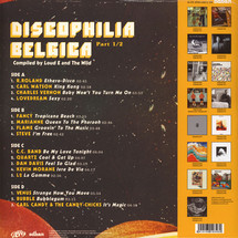 VA - Discophilia Belgica 1975-87 Pt.2 (180g/ Gatefold Cover) [2LP]