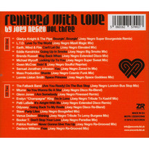 Joey Negro - Remixed With Love Vol. 3 [2CD]