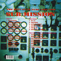 UK Subs - Sub Mission: The Best Of UK Subs 1982-1998 (RSD BF) [2LP]