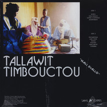 Tallawit Timbouctou - Hali Diallo [LP]