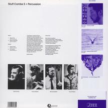 Stuff Combe - Stuff Combe 5 + Percussion [LP]
