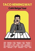 Taco Hemingway Marmur Tour Plakat Asfaltshop