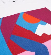 Koszulka by Parra - New Sealand Window - white [t-shirt]