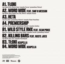 JWP - Tłoki [LP]