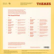 Alan Parker - The Sound Of Soul [LP]