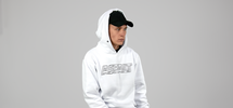 Asfalt Records - Bluza Asfalt 20 lat - Przyszlosc - biała [bluza]