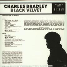Charles Bradley - Black Velvet (Ltd. Coloured Vinyl LP+MP3) [LP]