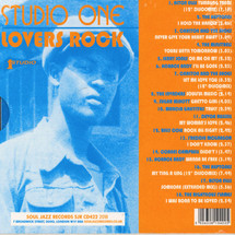 VA - Studio One Lovers Rock [CD]