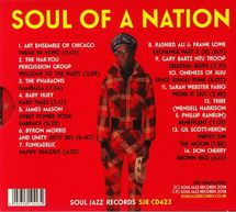 VA - Soul Of A Nation 2: Jazz Is The Teacher, Funk Is The Preacher: Afro-Centric Jazz, Street Funk and the Roots of Rap in the Black Power Era 1969-75 [CD]