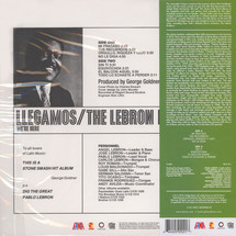 Lebron Brothers - Llegamos: We