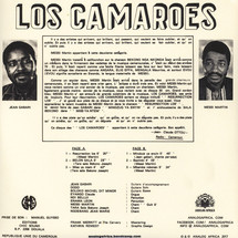 Los Camaroes - Resurrection Los [LP]