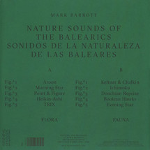 Mark Barrott - Nature Sounds Of The Balearics (Gatefold 180g LP) [LP]