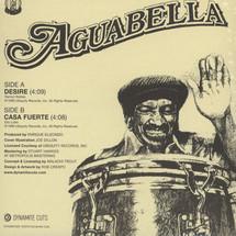 "Francisco Aguabella - Desire/ Casa Fuerte [7""]"