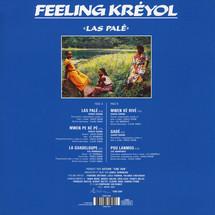 Feeling Kreyol - Las Pale [LP]
