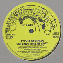 Sylvia Striplin - Give Me Your Love/ You Can