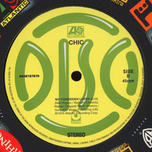 "Chic - Le Freak/ My Forbidden Lover [12""]"