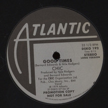 """Chic - Good Times [12""""]"""