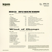 VA - Big Business/ Wind Of Change [LP]