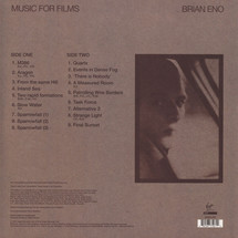 Brian Eno - Music For Films [LP]