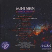 Miniman - Digital Harmonies [2LP]