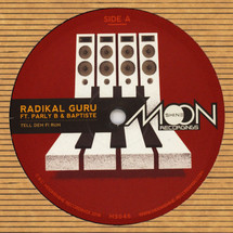 "Radikal Guru - Tell Dem Fi Run [12""]"
