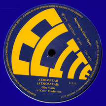 "Atmosfear - Dancing In Outer Space/ Outer Space [12""]"
