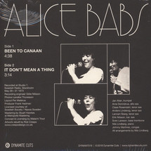 "Alice Babs - Been To Canaan/ It Don´t Mean A Thing [7""]"