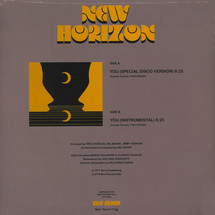 "New Horizon - You [12""]"
