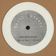 """Cyrus (Mark Ernestus & Moritz von Oswald) - Enforcement [12""""]"""