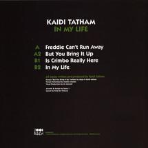 "Kaidi Tatham - In My Life [12""]"