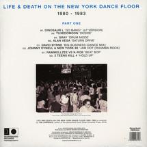 VA / Dinosaur L / David Byrne - Life & Death On A New York Dance Floor 1980-1983 Part 1 [2LP]